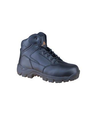 Delta Plus Marine Safety Boots Black