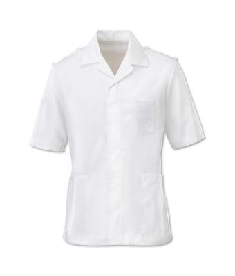 Men's epaulette tunic