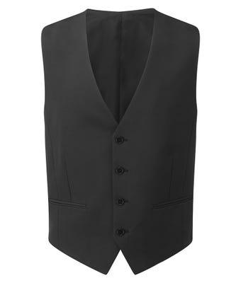 Easycare men's waistcoat