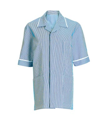 Men's stripe tunic