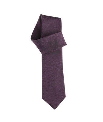 Cadenza paisley tie