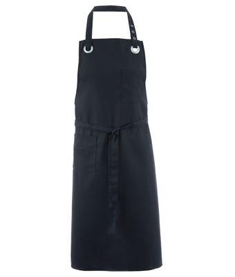 Precision bib apron