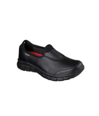 Skechers women's slip on shoe
