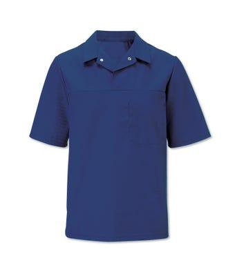 Short sleeved overhead tunic