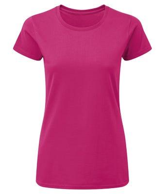 Women's fit soft spun t-shirt