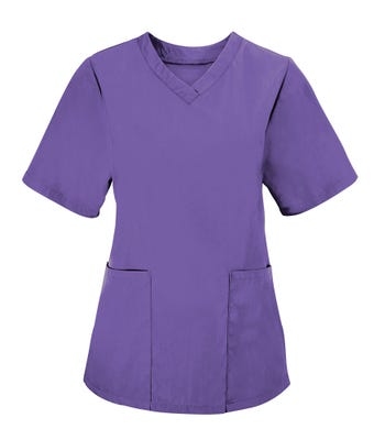 Women's scrub tunic