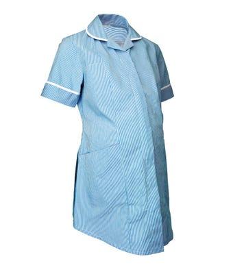 Maternity stripe tunic
