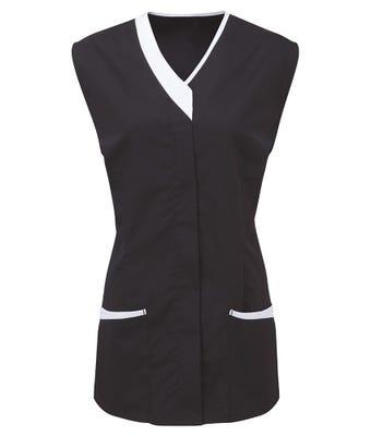Women's sleeveless tunic