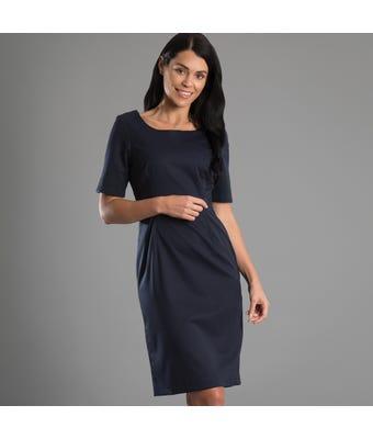 Cadenza women's short sleeve dress
