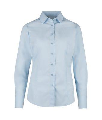 Women's contemporary long sleeved shirt