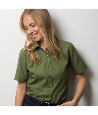 Easycare women's short sleeve shirt