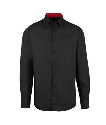 Men's roll up sleeve shirt