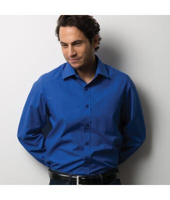 Easycare men's long sleeve shirt