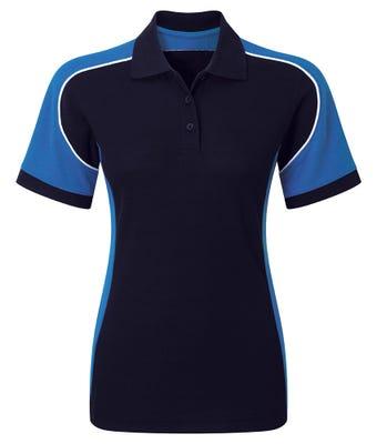 Tungsten women's polo shirt