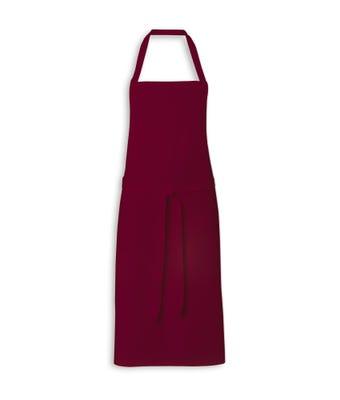 Bib apron - Smokeberry