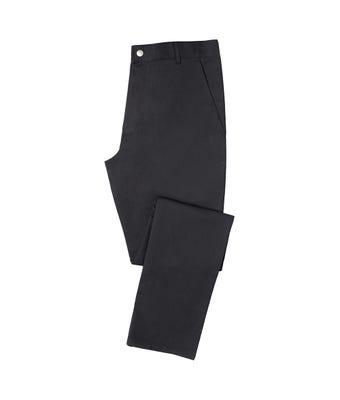 Men's slim leg trousers